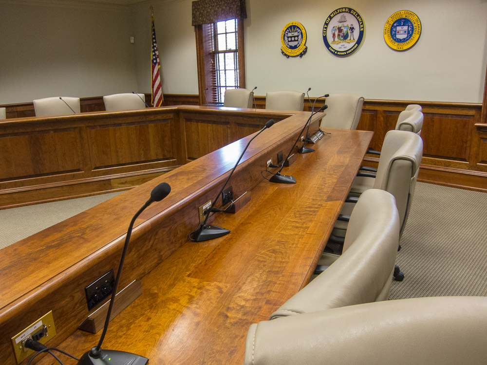 City of Milford Council Chambers